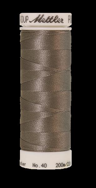Stickgarn 200 Meter, Farbe:0152, Amann Poly Sheen
