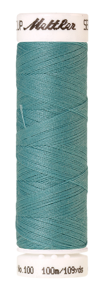Nähgarn 100 Meter, Farbe:0408, Amann Seralon, Polyester