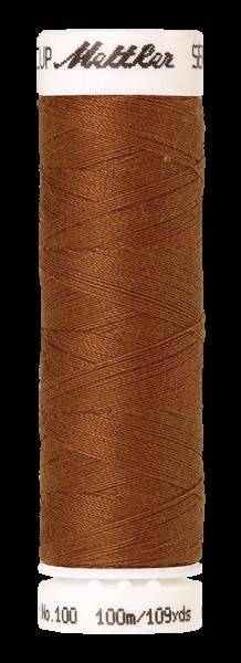 Nähgarn 100 Meter, Farbe:0899, Amann Seralon, Polyester