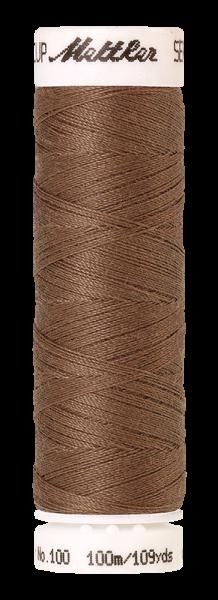 Nähgarn 100 Meter, Farbe:0387, Amann Seralon, Polyester