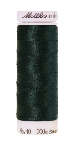 Stickgarn 200 Meter, Farbe:5374, Amann Poly Sheen