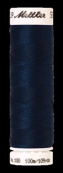 Nähgarn 100 Meter, Farbe:0807, Amann Seralon, Polyester