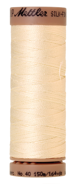 Nähgarn 150 Meter, Farbe:3612, Mettler Quilting, SILK-FINISH COTTON 40