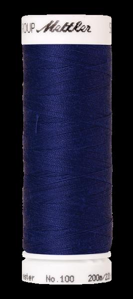 Nähgarn 200 Meter, Farbe:1078, Amann Seralon, Polyester