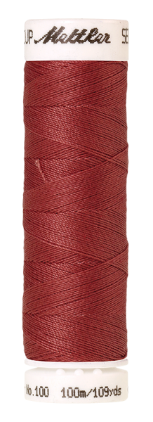 Nähgarn 100 Meter, Farbe:0623, Amann Seralon, Polyester