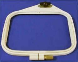 Janome Standardrahmen MC 350E/ MC 9700 (A / 126 x 110 mm)