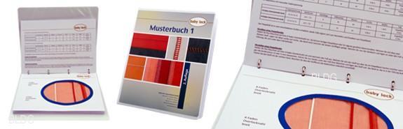 baby lock Musterbuch 1 Overlock 2. Auflage