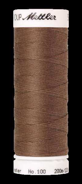 Nähgarn 200 Meter, Farbe:0387, Amann Seralon, Polyester