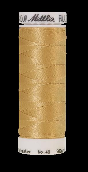 Stickgarn 200 Meter, Farbe:0651, Amann Poly Sheen