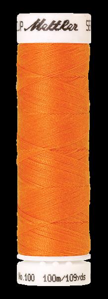 Nähgarn 100 Meter, Farbe:5021, Amann Seralon, Polyester