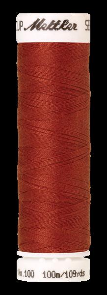 Nähgarn 100 Meter, Farbe:0501, Amann Seralon, Polyester