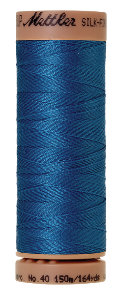 Nähgarn 150 Meter, Farbe:0339, Mettler Quilting, Baumwolle, 10erPack