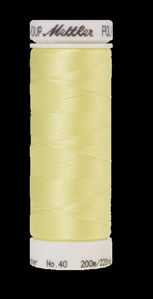 Stickgarn 200 Meter, Farbe:0250, Amann Poly Sheen