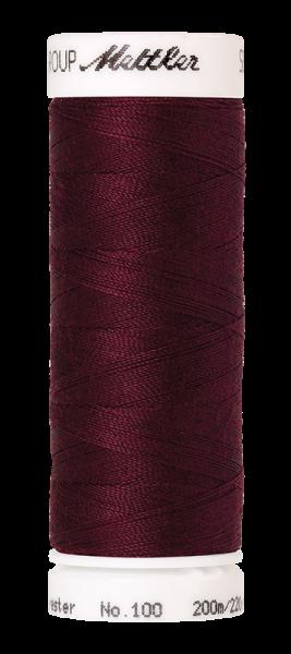 Nähgarn 200 Meter, Farbe:0109, Amann Seralon, Polyester