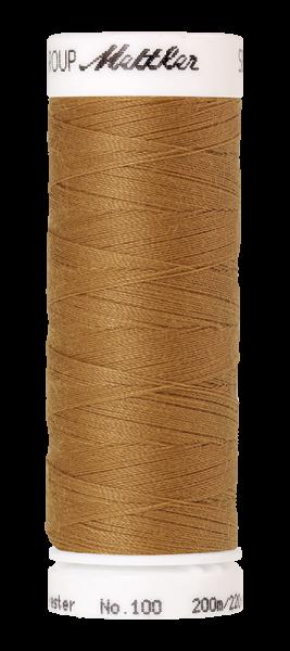 Nähgarn 200 Meter, Farbe:0261, Amann Seralon, Polyester