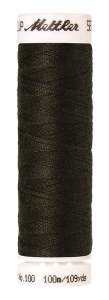 Nähgarn 100 Meter, Farbe:0663, Amann Seralon, Polyester