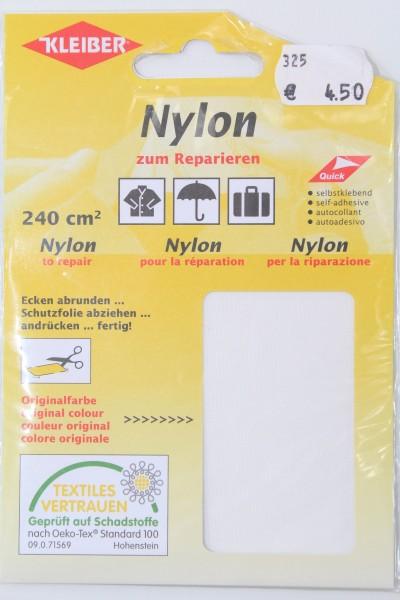 Nylon zum reparieren weiss