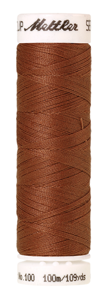 Nähgarn 100 Meter, Farbe:1055, Amann Seralon, Polyester