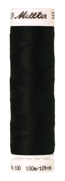 Nähgarn 100 Meter, Farbe:0950, Amann Seralon, Polyester