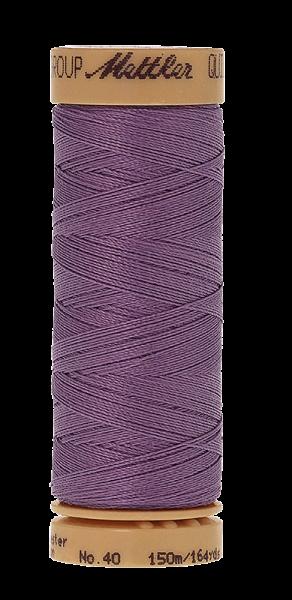 Nähgarn 150 Meter, Farbe:0577, Mettler Quilting, Baumwolle/Polyester, 2fach gewachst 10er Pack