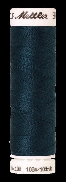 Nähgarn 100 Meter, Farbe:0485, Amann Seralon, Polyester