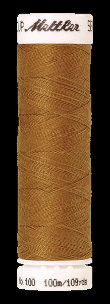 Nähgarn 100 Meter, Farbe:1130, Amann Seralon, Polyester