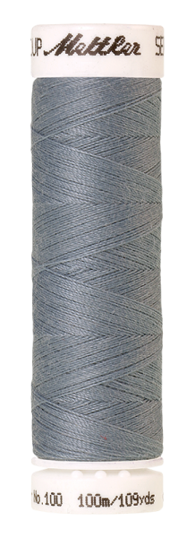 Nähgarn 100 Meter, Farbe:0042, Amann Seralon, Polyester