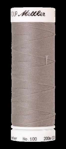 Nähgarn 200 Meter, Farbe:0321, Amann Seralon, Polyester