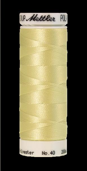 Stickgarn 200 Meter, Farbe:6156, Amann Poly Sheen