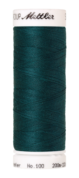 Nähgarn 200 Meter, Farbe:0309, Amann Seralon, Polyester