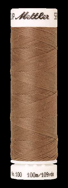 Nähgarn 100 Meter, Farbe:0267, Amann Seralon, Polyester