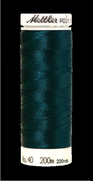 Stickgarn 200 Meter, Farbe:4515, Amann Poly Sheen