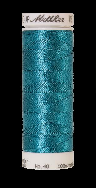 METALLIC türkis (100 meter)