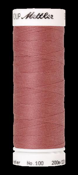 Nähgarn 200 Meter, Farbe:0638, Amann Seralon, Polyester