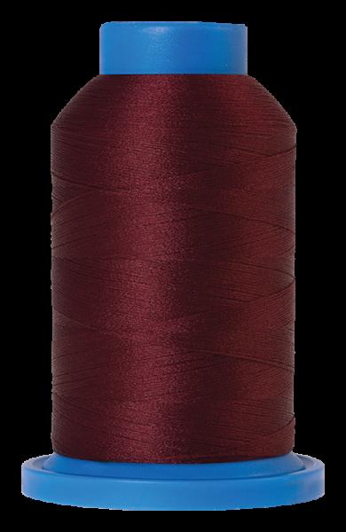 Bauschgarn 1000Meter, Seraflock, dunkel rot, Farbe: 0109