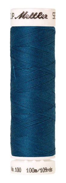 Nähgarn 100 Meter, Farbe:0693, Amann Seralon, Polyester