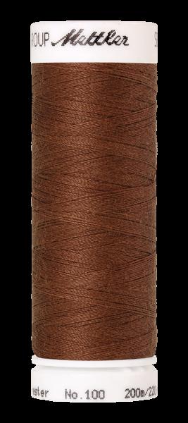 Nähgarn 200 Meter, Farbe:0262, Amann Seralon, Polyester