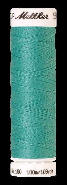 Nähgarn 100 Meter, Farbe:3503, Amann Seralon, Polyester