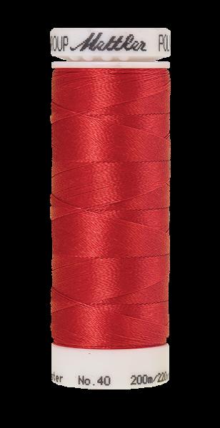 Stickgarn 200 Meter, Farbe:1725, Amann Poly Sheen