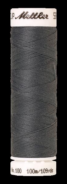 Nähgarn 100 Meter, Farbe:0852, Amann Seralon, Polyester