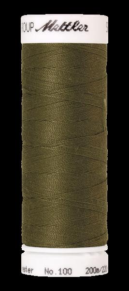 Nähgarn 200 Meter, Farbe:0420, Amann Seralon, Polyester