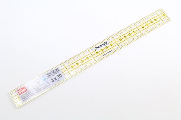 Universal-Lineal, 3x30cm