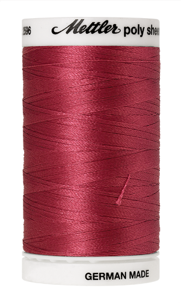 Stickgarn 800 Meter, Farbe:1921, Amann Poly Sheen