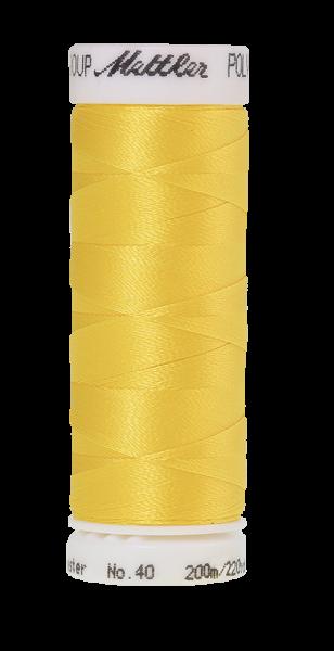 Stickgarn 200 Meter, Farbe:0310, Amann Poly Sheen