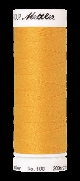 Nähgarn 200 Meter, Farbe:0607, Amann Seralon, Polyester