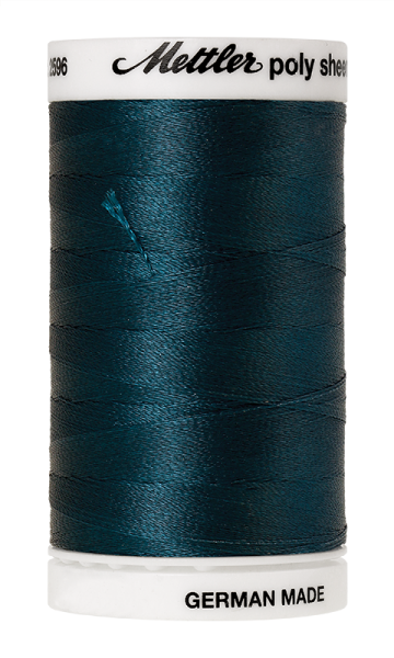Stickgarn 800 Meter, Farbe:4515, Amann Poly Sheen