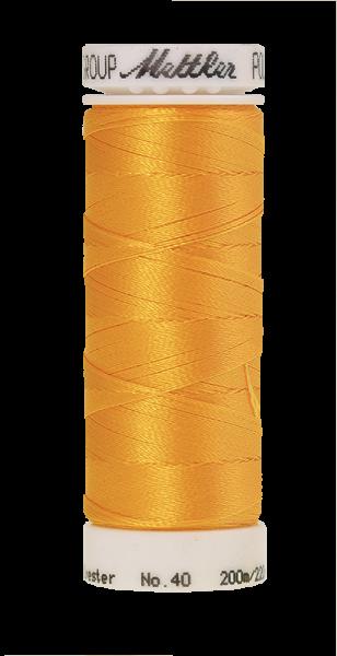 Stickgarn 200 Meter, Farbe:0702, Amann Poly Sheen