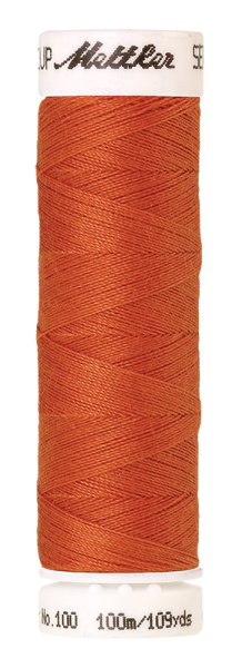 Nähgarn 100 Meter, Farbe:1334, Amann Seralon, Polyester