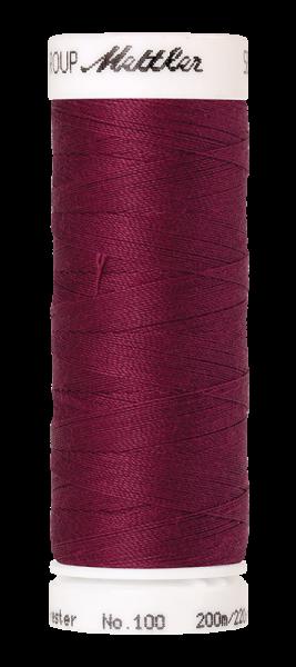 Nähgarn 200 Meter, Farbe:0869, Amann Seralon, Polyester