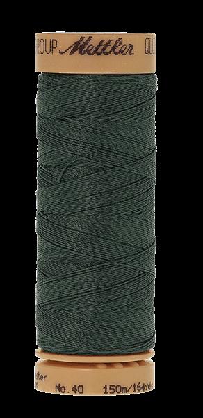 Nähgarn 150 Meter, Farbe:0850, Mettler Quilting, Baumwolle/Polyester, 2fach gewachst 10er Pack